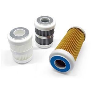 cartuccia filtrante ad acqua / a olio / di depolverazione / di carta