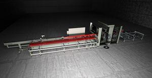 centro di lavoro CNC a 13 assi / verticale / per alluminio / di fresaggio