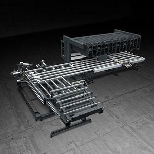 centro di lavoro CNC verticale