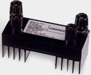 resistore a filo / compatto / di riscontro / per laboratorio