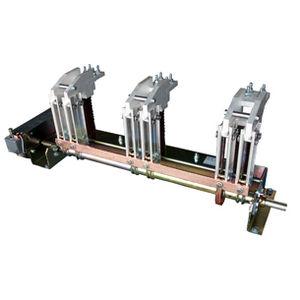 interruttore-sezionatore 3 poli / 2 poli / contro i cortocircuiti / da interno
