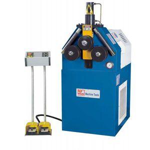 curvatrice idraulica / per tubi / orizzontale / verticale