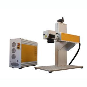sistema di marcatura laser pulsato a fibra