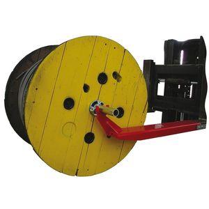 braccio di carico di bobina