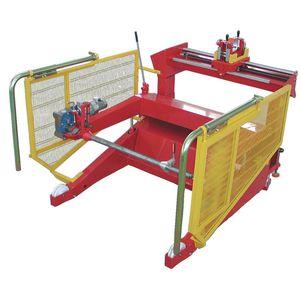 svolgitore per torrette / a motore / per piccolo carico / con asse