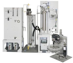 reattore per ricerca su biocarburanti