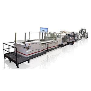 macchina per la produzione di sacchi di carta