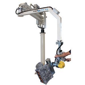 manipolatore pneumatico / con presa / di carico / per componenti meccaniche