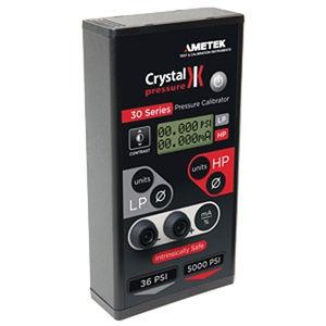 calibratore di pressione / per segnali in mA / per manometro / digitale