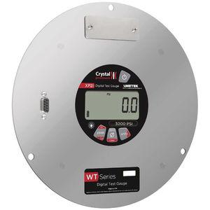 manometro digitale / elettronico / per gas / per vuoto