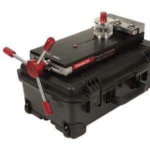 sistema di calibratura di pressione / per manometro / portatile / da laboratorio