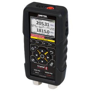 calibratore di temperatura / multifunzione / di pressione / di tensione