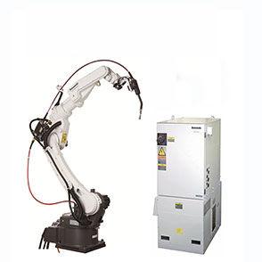 sistema di saldatura ad arco / MAG / MIG / robotizzato