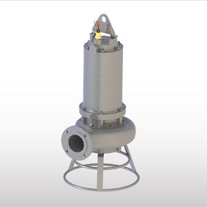 pompa trituratrice