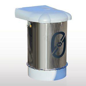 unità di filtrazione di pressione / per polveri / in acciaio inossidabile
