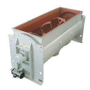 miscelatore a nastro / discontinuo / per liquidi / orizzontale