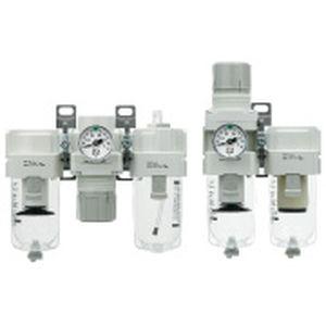 filtro regolatore lubrificatore ad aria