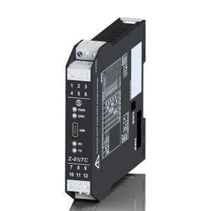 convertitore digitale / serie / Modbus RTU / su guida DIN