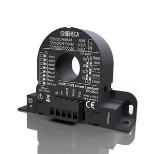 trasduttore di corrente ad effetto Hall / su guida DIN / AC / DC