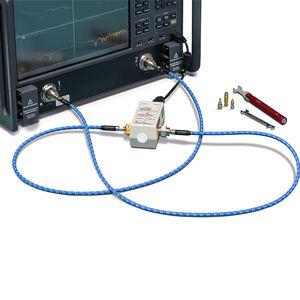 cavo elettrico RF / coassiale / flessibile / per test