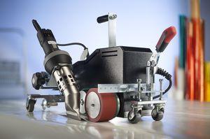 macchina saldatrice ad aria calda / AC / automatica
