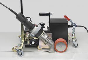 macchina saldatrice ad aria calda / AC / automatica / per PVC