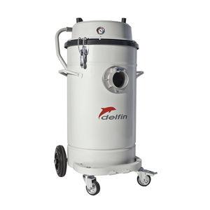 aspirapolvere aspiraliquidi / ad aria compressa / industriale / in acciaio inossidabile