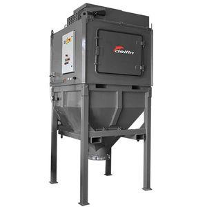 aspirapolvere / elettrico / per l'industria metallurgica / per fonderia