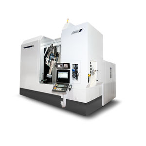 rettificatrice a mola verticale / per lamiera metallica / per pezzi da lavorare / CNC