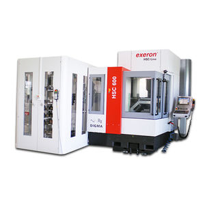 macchina per elettroerosione con scambiatore di elettrodi