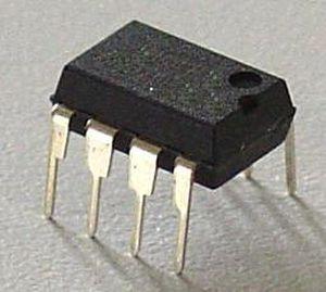 circuito timer integrato sequenziale