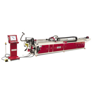 curvatrice idraulica / per tubi / CNC / automatica