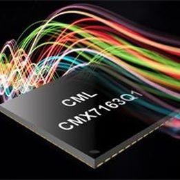 circuito integrato modem packet-based / QAM / per il settore industriale / a bassa emissione