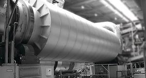 essiccatore a tamburo / discontinuo / evaporatore