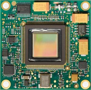 modulo di microcamera a emissione ottica a scintille