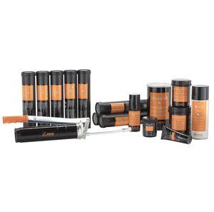 grasso di lubrificazione / di protezione / semi-sintetico / al complesso di alluminio