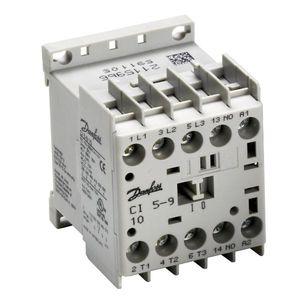 contattore in miniatura / di potenza / IEC / compatto