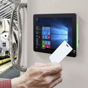 HMI con touch screen multitouch