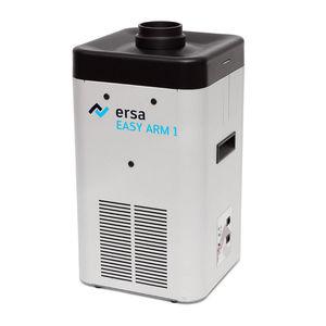 aspiratore di fumo da terra / di brasatura / con filtro a carbone attivo / con braccio aspirante