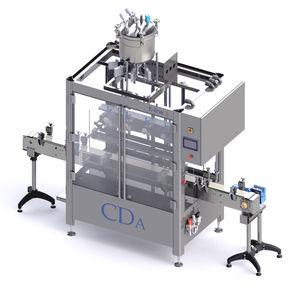riempitrice automatica / per l'industria cosmetica / per l'industria agroalimentare / per l'industria chimica