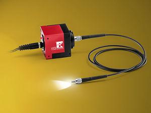 modulo laser a fibra ottica / bianco / a fibra accoppiata / per applicazioni mediche