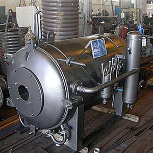 generatore di vapore a vapore saturo
