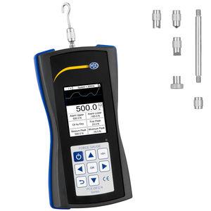 dinamometro digitale / portatile / di trazione-compressione / compatto