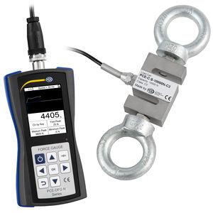 dinamometro digitale / portatile / di trazione-compressione / con schermo grafico