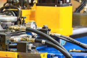 olio idraulico