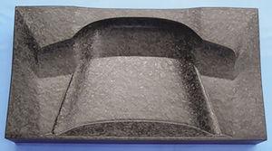 prepreg per stampi / in fibra di carbonio / resina epossidica