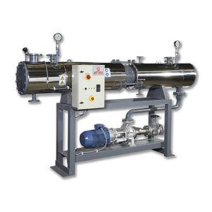 scambiatore di calore tubolare / liquido/liquido / per caldaia a fluido termico