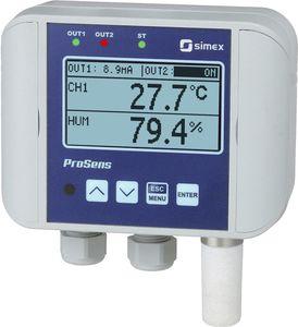 regolatore di temperatura con regolazione dell'umidità / con display LCD / senza monitor / programmabile