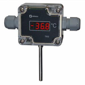 indicatore di temperatura / a 4 cifre / con display LED / integrato