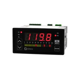 indicatore e controllore di temperatura